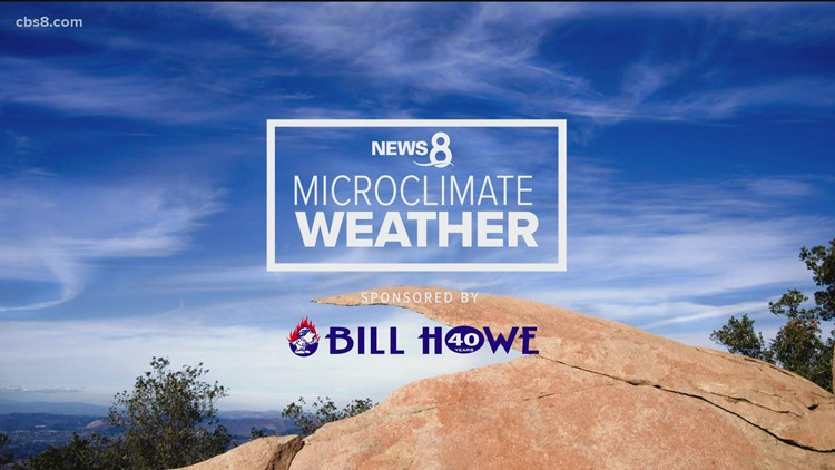 MicroClimate Forecast: Friday, April 16, 2021 – 6PM