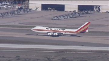 2nd flight of U.S. evacuees from China arrives at MCAS Miramar