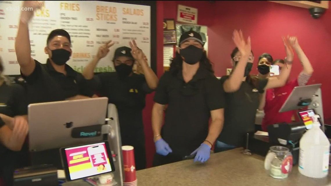 Takeout orders booming for Super Bowl