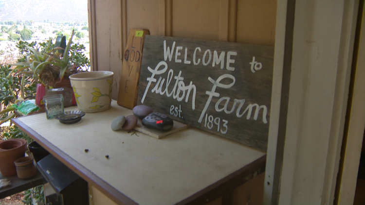 The final chapter of the Fulton Farm