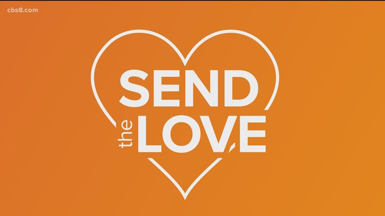 Send the Love: Eggies and Sorrento's Pizza