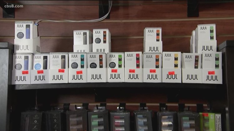 Poway Unified joins other California school district lawsuits against Juul