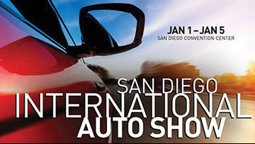 Join The CW San Diego at the San Diego International Auto Show on Sunday, January 5th for Family Day!