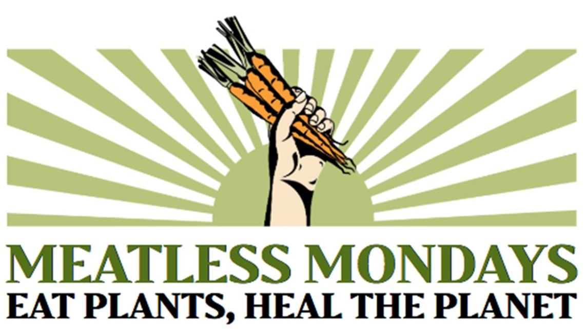 'Meatless Mondays': a movement focused on encouraging plant-based diets