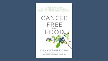 'Cancer-Free with Food': Cancer survivor writes step-by-step plan to fight disease, restore health