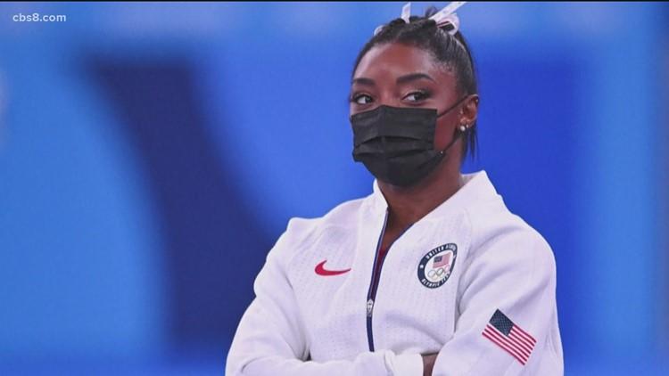 Olympic gold medal winner breaks down the stress athletes feel