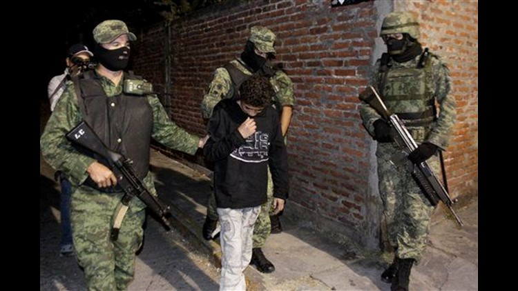 Mexico frees teen cartel killer, to leave for US | cbs8 com