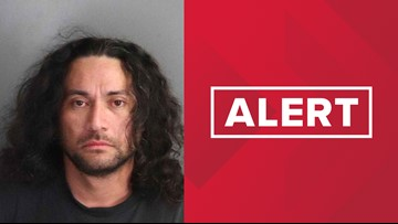 Parolee at large known to frequent Mira Mesa