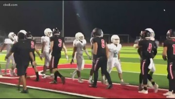Lincoln High School student speaks out about alleged racial slurs at football game