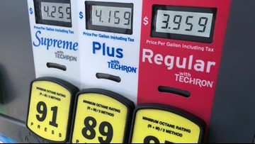San Diegans feeling the pain at the pump as gas prices increase