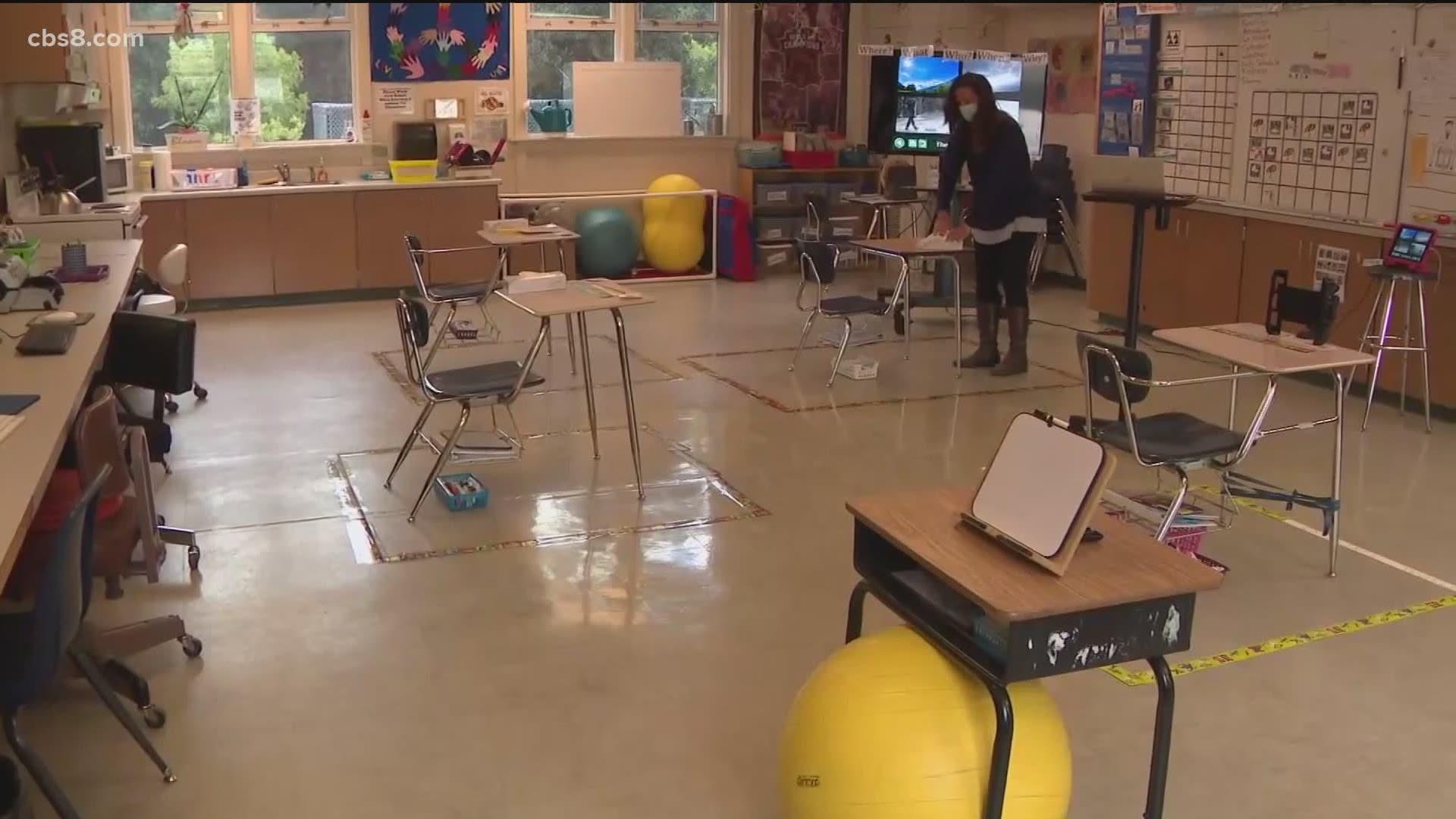 San Go Schools Budget Cuts Will