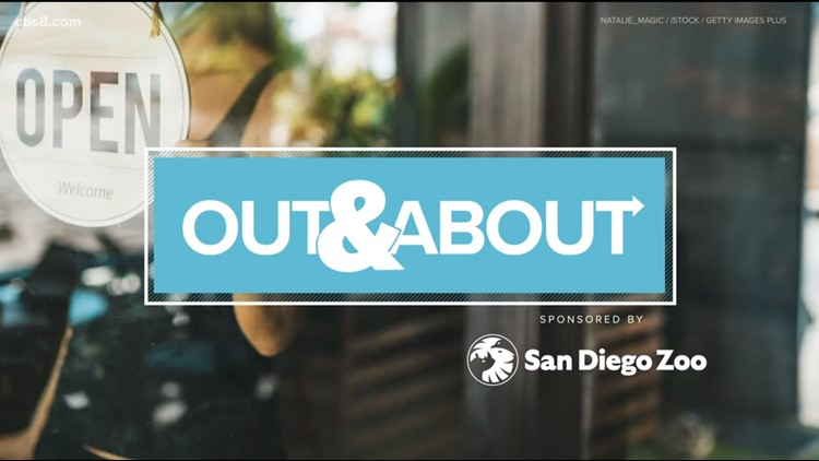 Out and About: San Diego Zoo and Safari Park