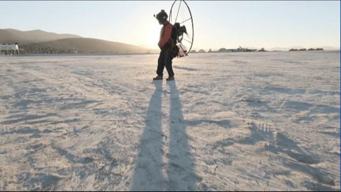 Coast-to-coast on a Paramotor – world record attempt