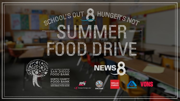 School's Out Hunger's Not Summer Food Drive