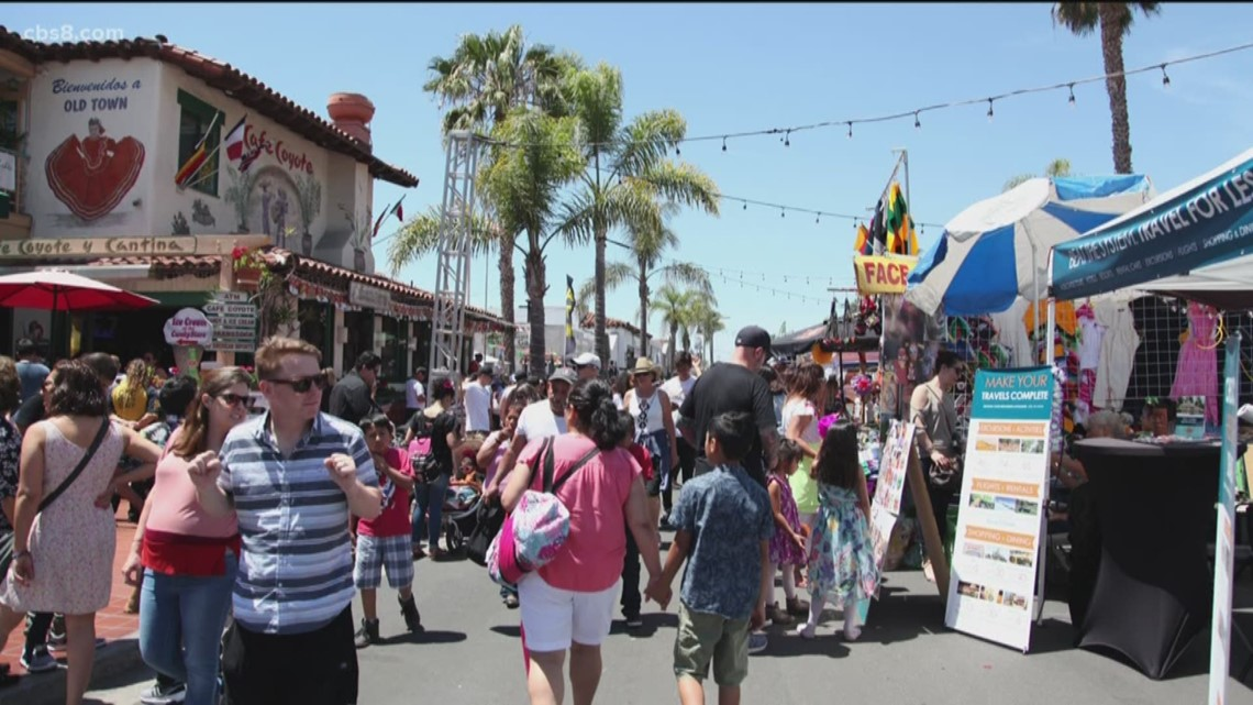 Founders' Day Festival commemorates San Diego's 250th anniversary