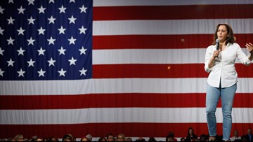 Kamala Harris skipping South Carolina forum over Trump award