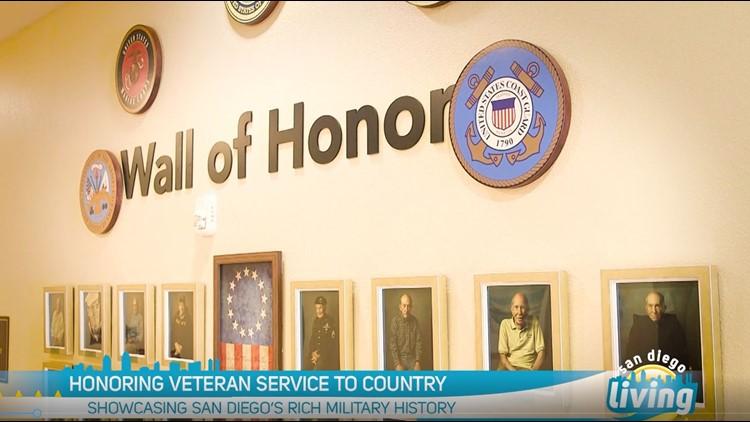 Honoring military veterans