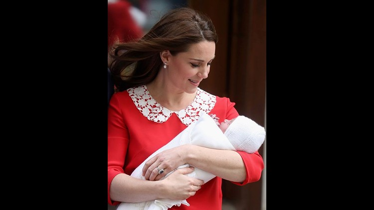 Royal Baby Boy 3