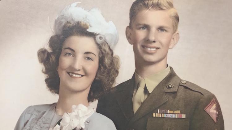 War hero marriage