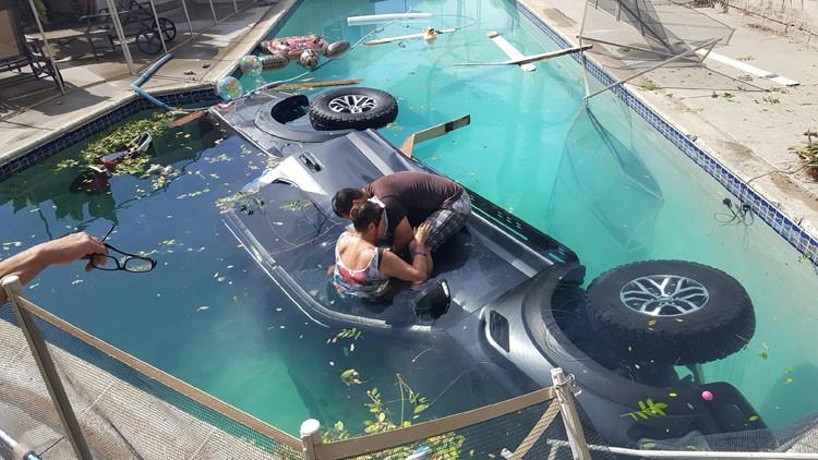 Truck pool 2