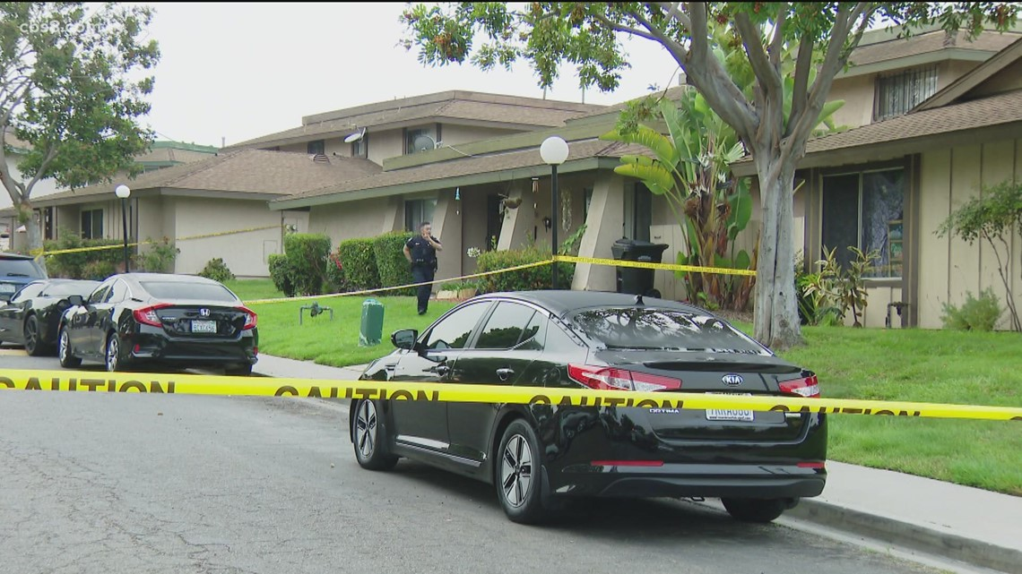 Homicide detectives investigating man's death in Otay Mesa