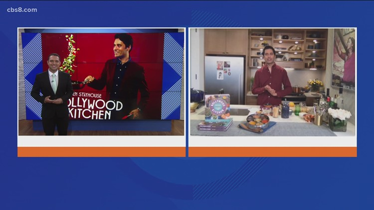Sri Rao, writer and performer of 'Bollywood Kitchen', shares Bollywood popcorn recipe