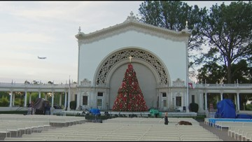 San Diego to kick off 42nd annual December Nights holiday festival at Balboa Park