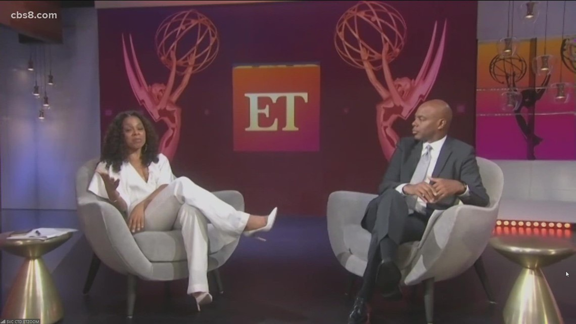 Recapping the 73rd Emmy Awards with Entertainment Tonight