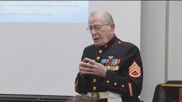 Veterans Day: War heroes share stories with Oceanside students