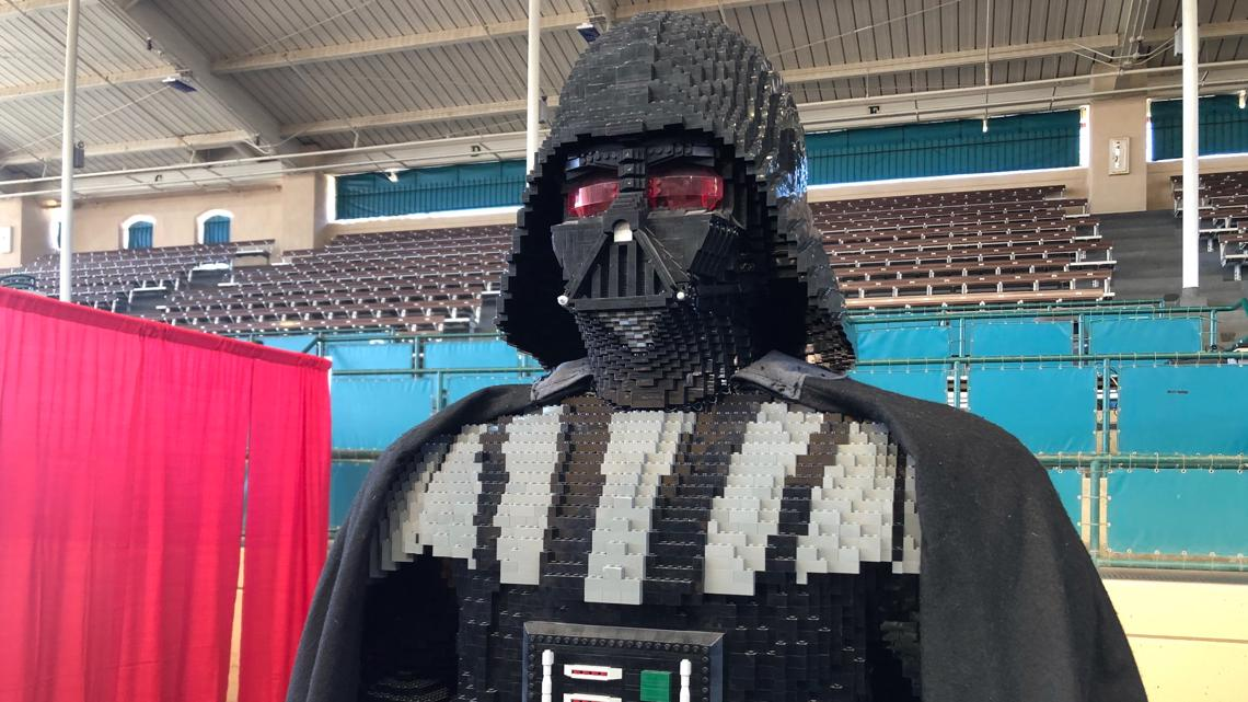 LEGO lovers come together at Brick Fest Live in San Diego