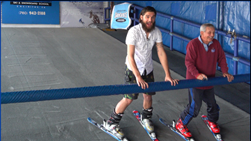 Groovin' With Garegnani: A trip to Adventure Ski & Snowboard School