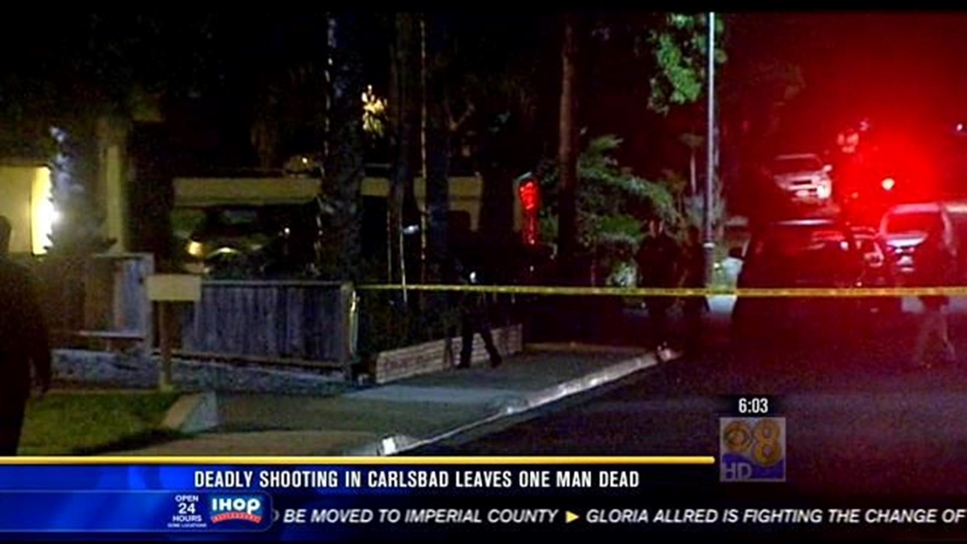 Arrest Made In Deadly Shooting In Carlsbad Cbs8 Com