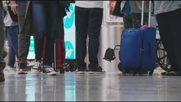 Day before Thanksgiving to be one of heaviest for airport traffic in San Diego