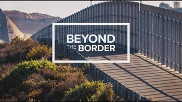 Beyond the Border: News 8 takes ride-along with Tijuana Police