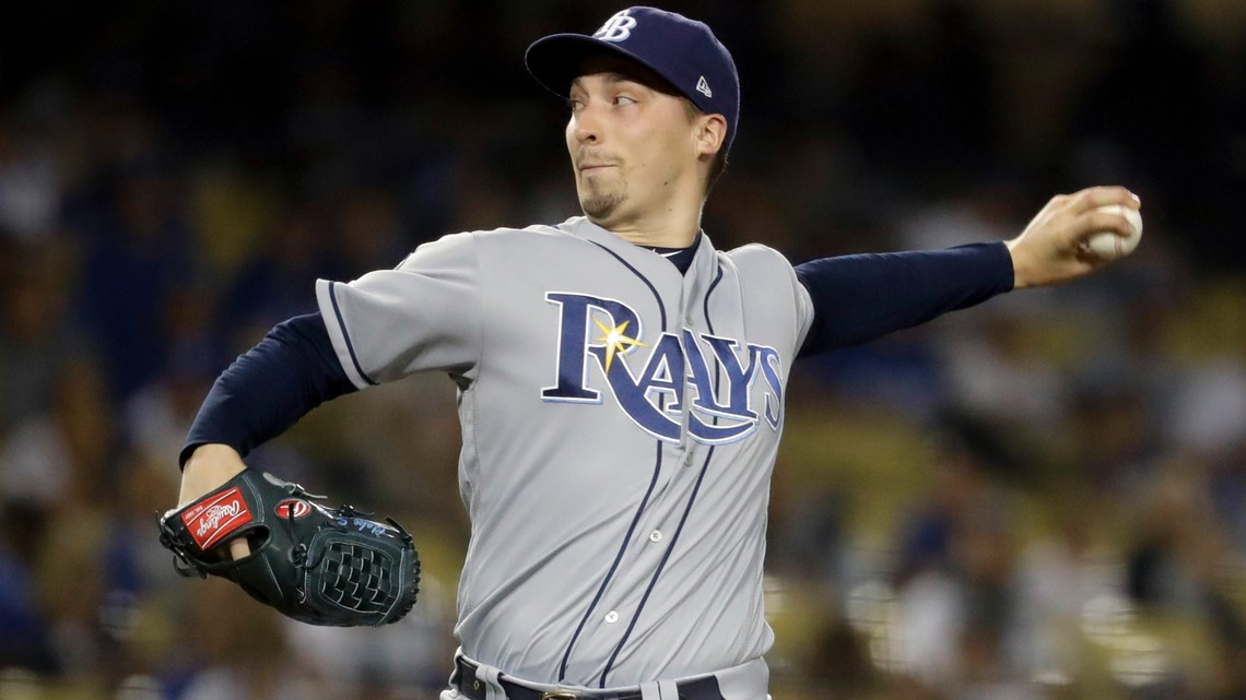 Padres have deal in place to get Snell from Rays