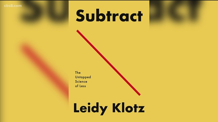 Subtract: The Untapped Science of Living with Less