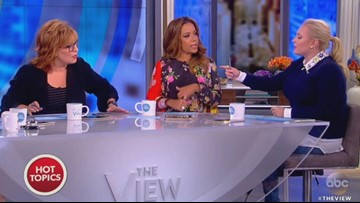 Behind the Scenes of 'The View' Drama