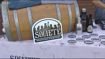 Societe Brewing celebrating 7-year anniversary with massive party