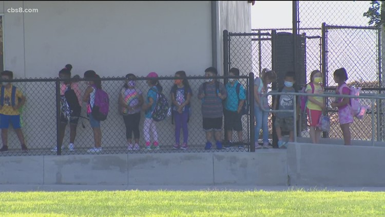 South Bay school districts reopen for in-person instruction