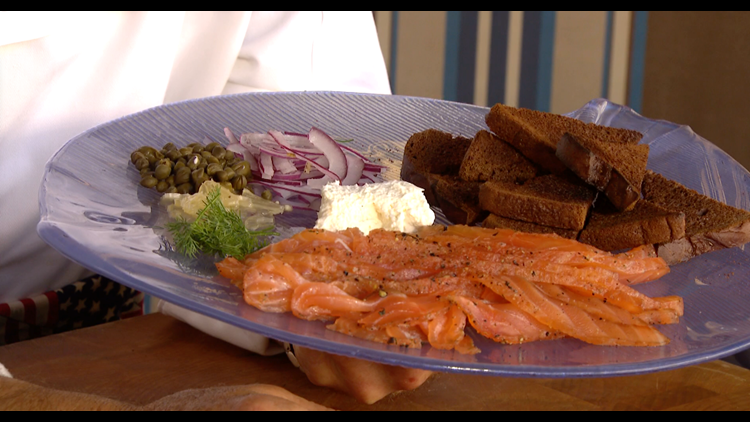 Cooking with Styles: Scottish Gravlax