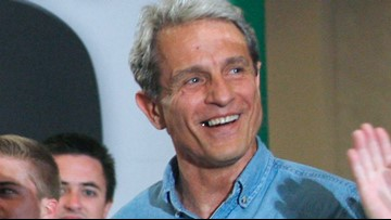 Ed Buck charged with running a drug den at his West Hollywood home