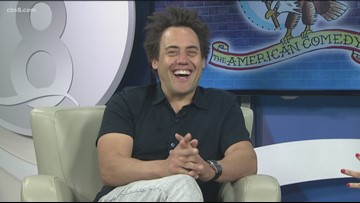 Just for laughs: Orny Adams at the American Comedy Co.