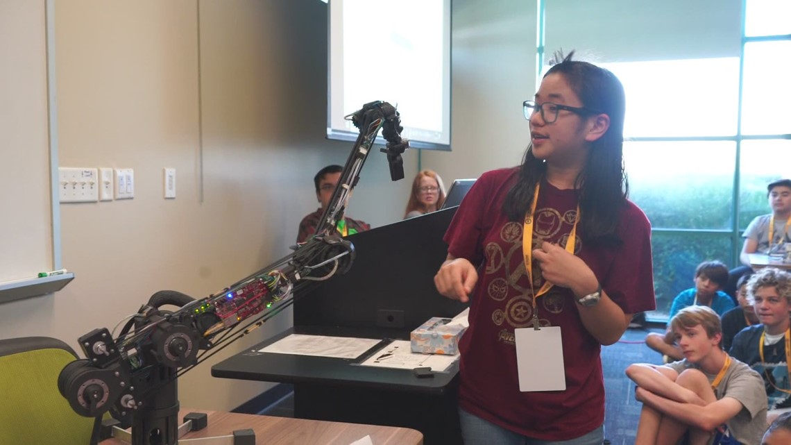 UCSD fosters STEAM learning in kids and parents