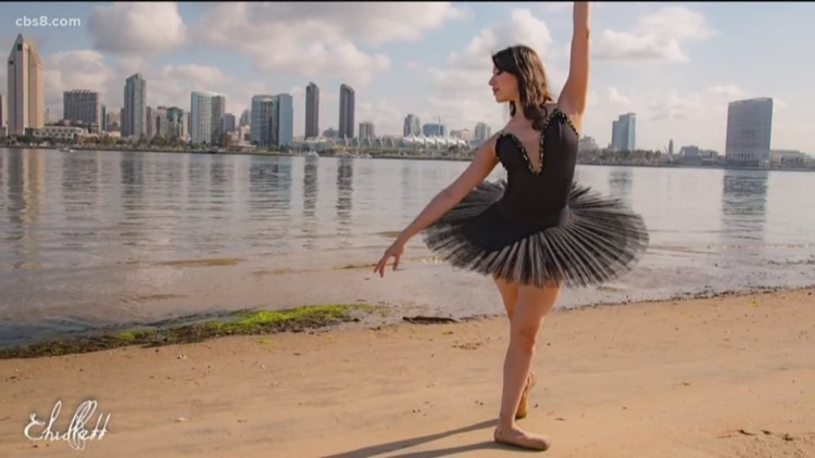 Growing Up San Diego: Rady Children's saves young dancer's dreams