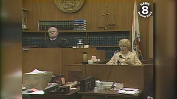 Betty Broderick 30 years later: Betty takes the stand in first double-murder trial in Oct. 1990
