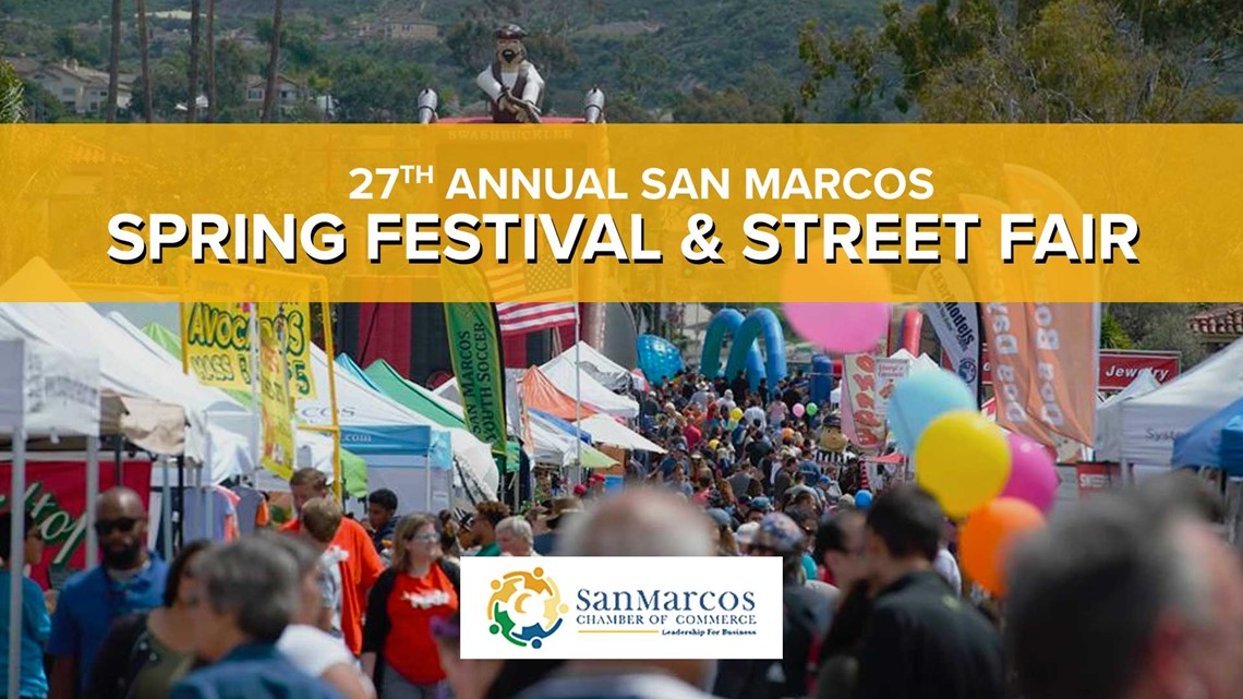 Gas Prices San Diego >> Celebrate spring this weekend at the 27th Annual San ...