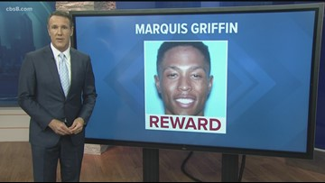 Marquis Terrell Griffin: A local fugitive with an outstanding $50,000 warrant for domestic violence
