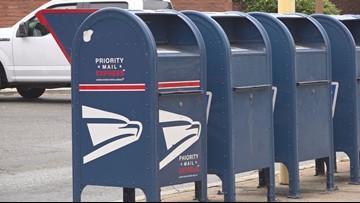 Thieves go 'mailbox fishing' at post office in Mira Mesa