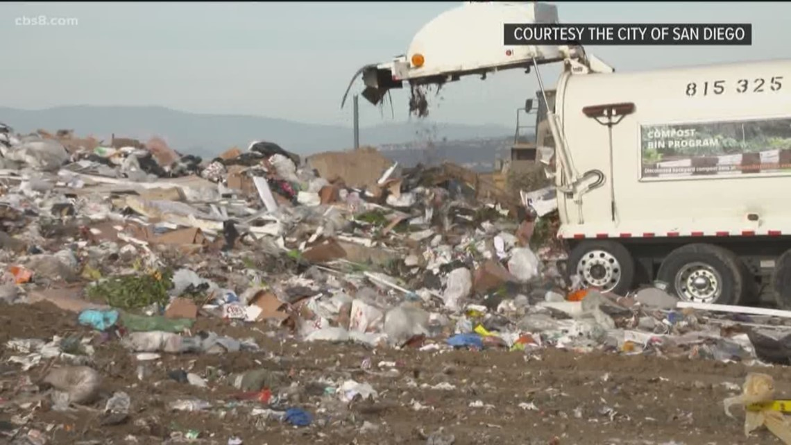 Do you know what can and can't be recycled? We went to the landfill to find out