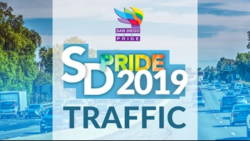 San Diego Pride 2019: How to navigate traffic & parking